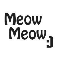 Avatar of Meow Meow Smile